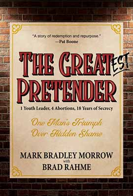 Brad Rahme The Greatest Pretender Cover
