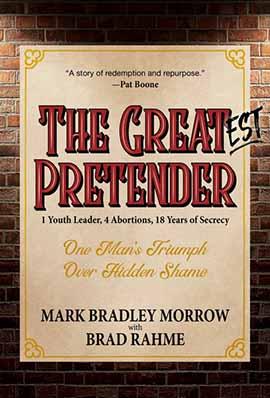 Brad Rahme The Greatest Pretender Cover